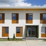 Pannon Falap-Lemez Head Office in Biatorbágy, Hungary / by Ferdinand and Ferdinand Architects