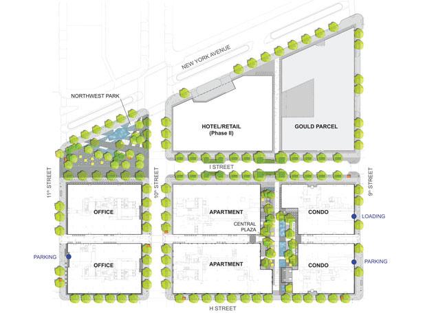 CityCenter DC Development, Washington, DC. / by by Hines|Archstone
