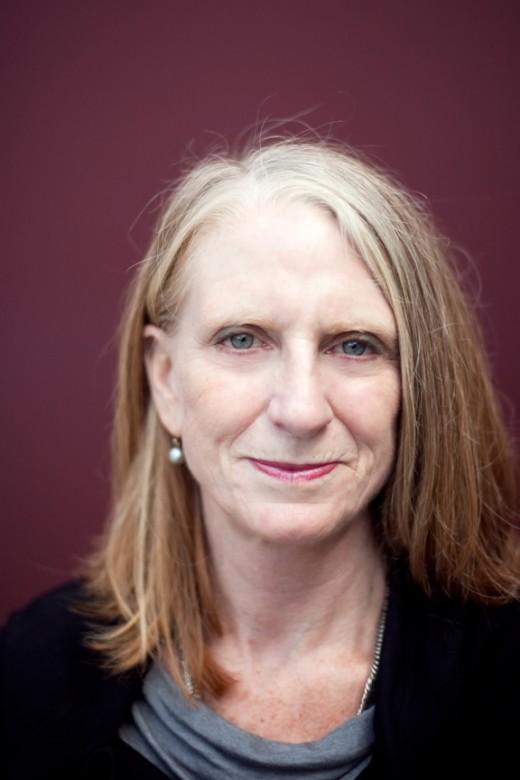 Kathryn Gustafson, partner of Gustafson Guthrie Nichol. Photo credit: Julie Harmsen