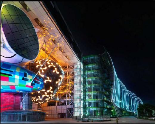 new Shanghai International Cruise Terminal