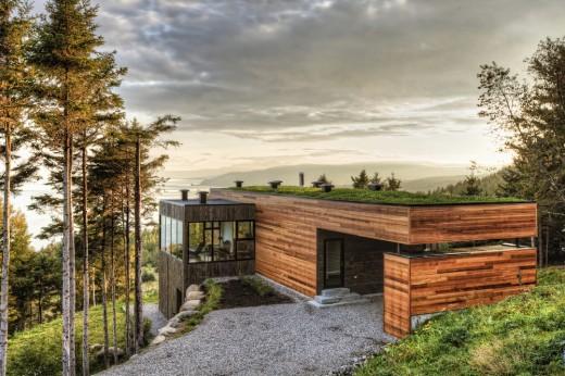 Malbaie V, Québec / by MU Architecture