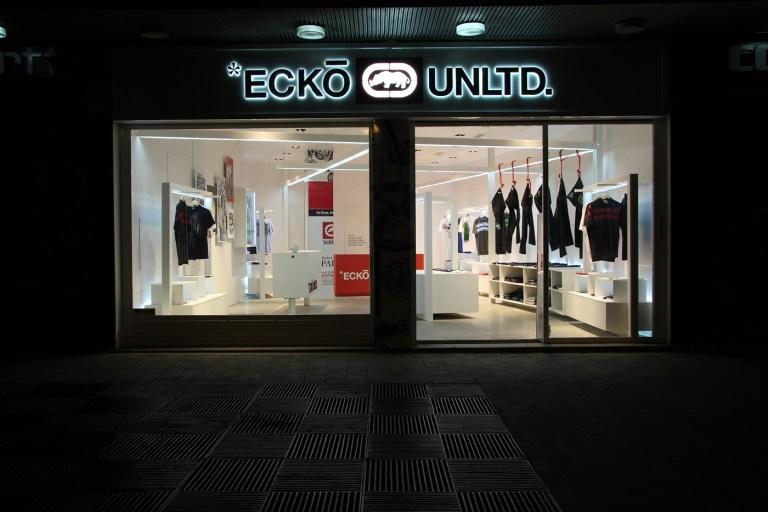 Ecko Unltd. / by Stone Designs