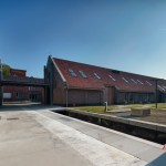 Community Institution 'DE ZANDE' - Barn Beernem / by BURO II & ARCHI+I