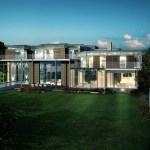 Fitzroy Farm, a new-build private house by SHH