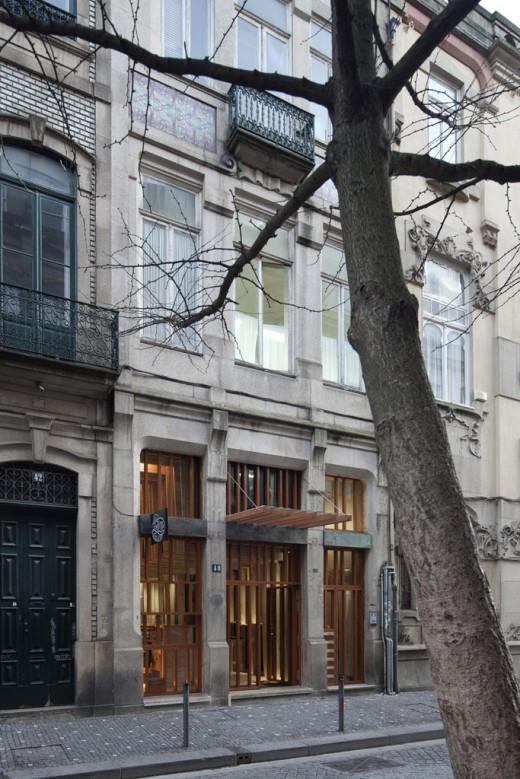 BAR LA BOHÈME ENTRE AMIS / BY AVA – ATELIER VELOSO ARCHITECTS (AVA-ARCHITECTS)