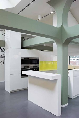 Apartment D in Stuttgart, Germany / by Ippolito Fleitz Group