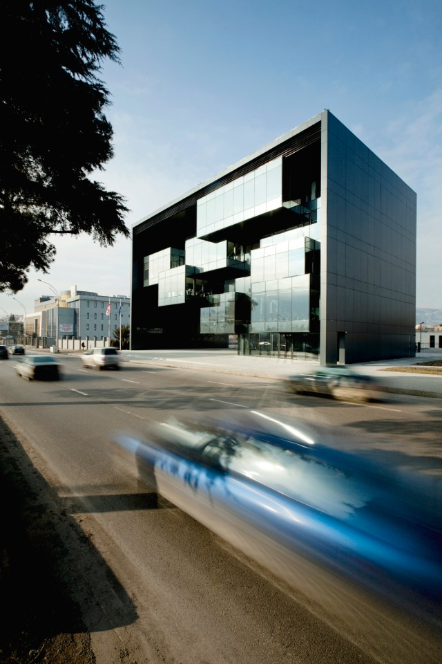 Prosecutor's Office in Tbilisi, Georgia / by Architects of Invention