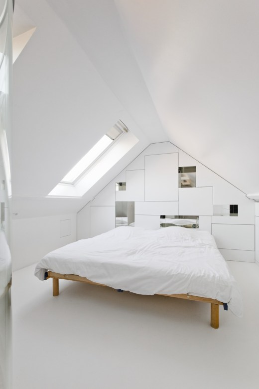 BRIDAL SUITE in Masnuy-Saint-Jean, Belgium / by M ARCHITECTURE
