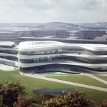 Green Climate Fund Headquarters, Bonn / by