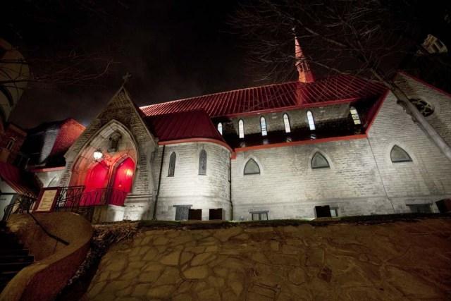 CHURCH OF ST. JOHN THE EVANGELIST / BY LIGHTEMOTION