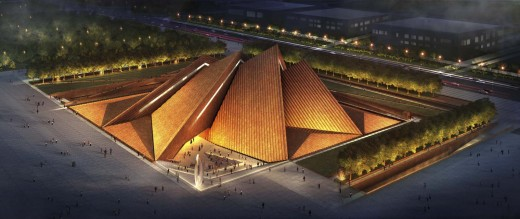 Datong Art Museum / by Foster + Partners