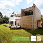 Wodden House / by a2ca architectes