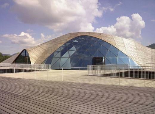 Rossignol Global Headquarters / Herault Arnod Architectes