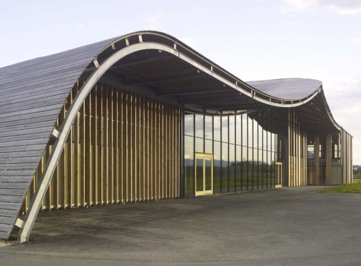 Rossignol Global Headquarters / Herault Arnod Architectes