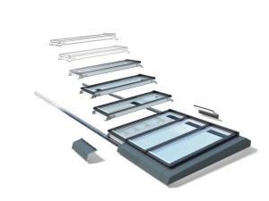 New VELUX Modular Skylight