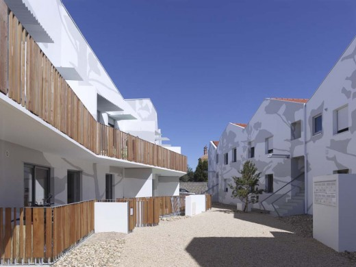 Social Housing Mervau / by Tetrarc