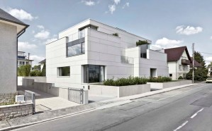 Housing Building with 7 Units, Luxembourg / by Metaform Architecture