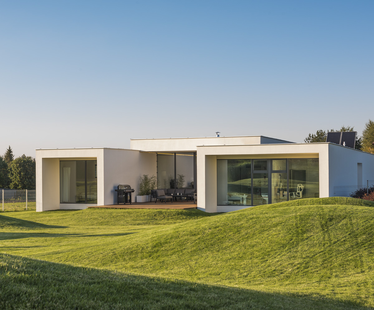 Cichy House / by TOPROJEKT - Architecture List