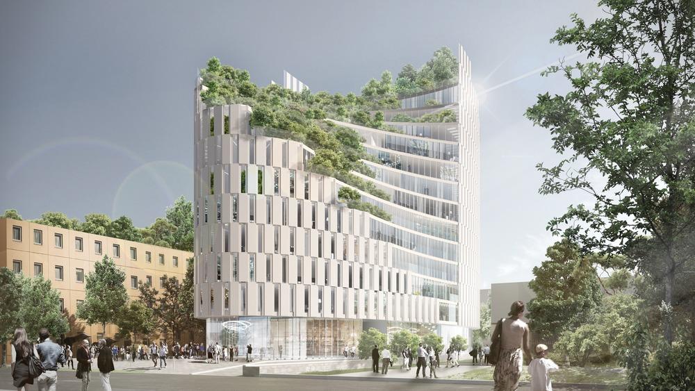 MET Tirana Residential Building
