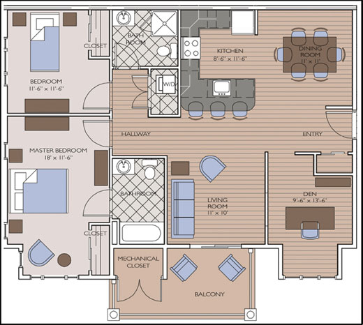 FloorPlan Brookhaven Green Estates