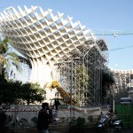 Opening of the Market Hall - Metropol Parasol - by J. MAYER H. Architects
