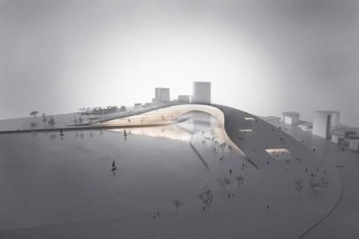 THE MOON BRIDGE by JAJA Architects