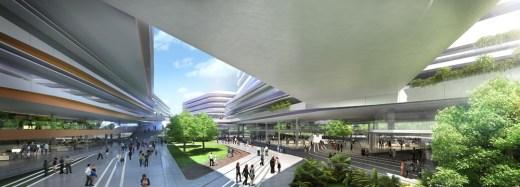 Singapore University of Technology and Design by UNStudio / Ben van Berkel