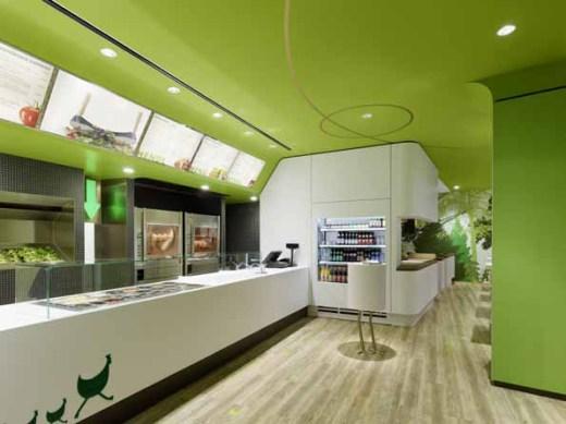 Wienerwald – Interior Concept for Restaurants / Ippolito Fleitz Group - Identity Architects
