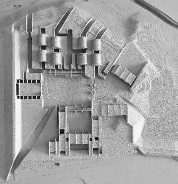 Bamiyan Cultural Center - Girish Dariyav Karnavat