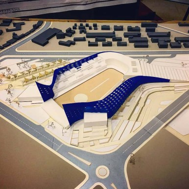 B.Arch Thesis: JASHAN-e-PUNJAB By Harkunwar Singh Kanwal, School of Planning and Architecture, Delhi
