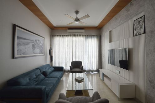 23 Family lounge space