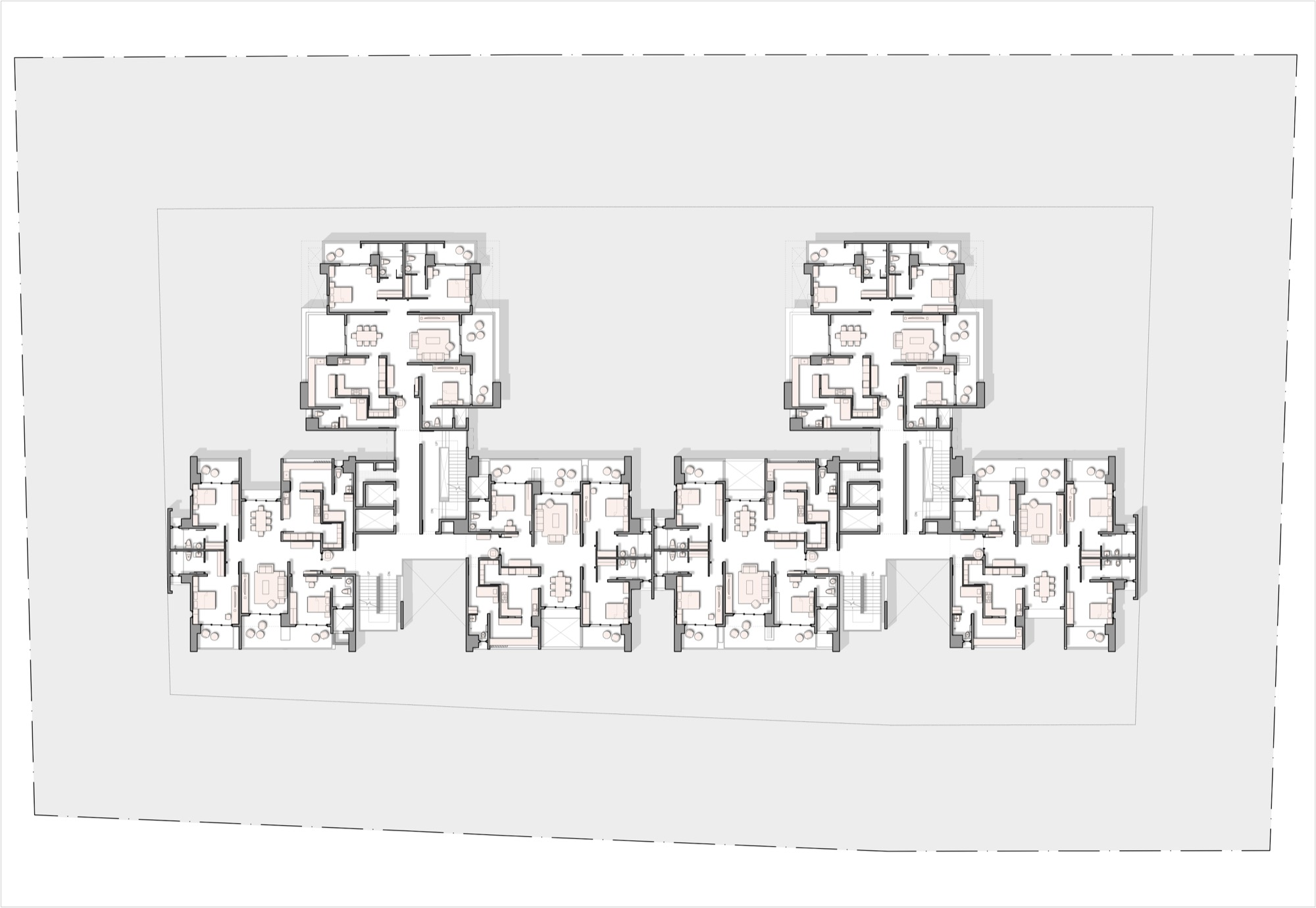 ITC Mud Fort Housing at Bengaluru, by CnT Architects 5