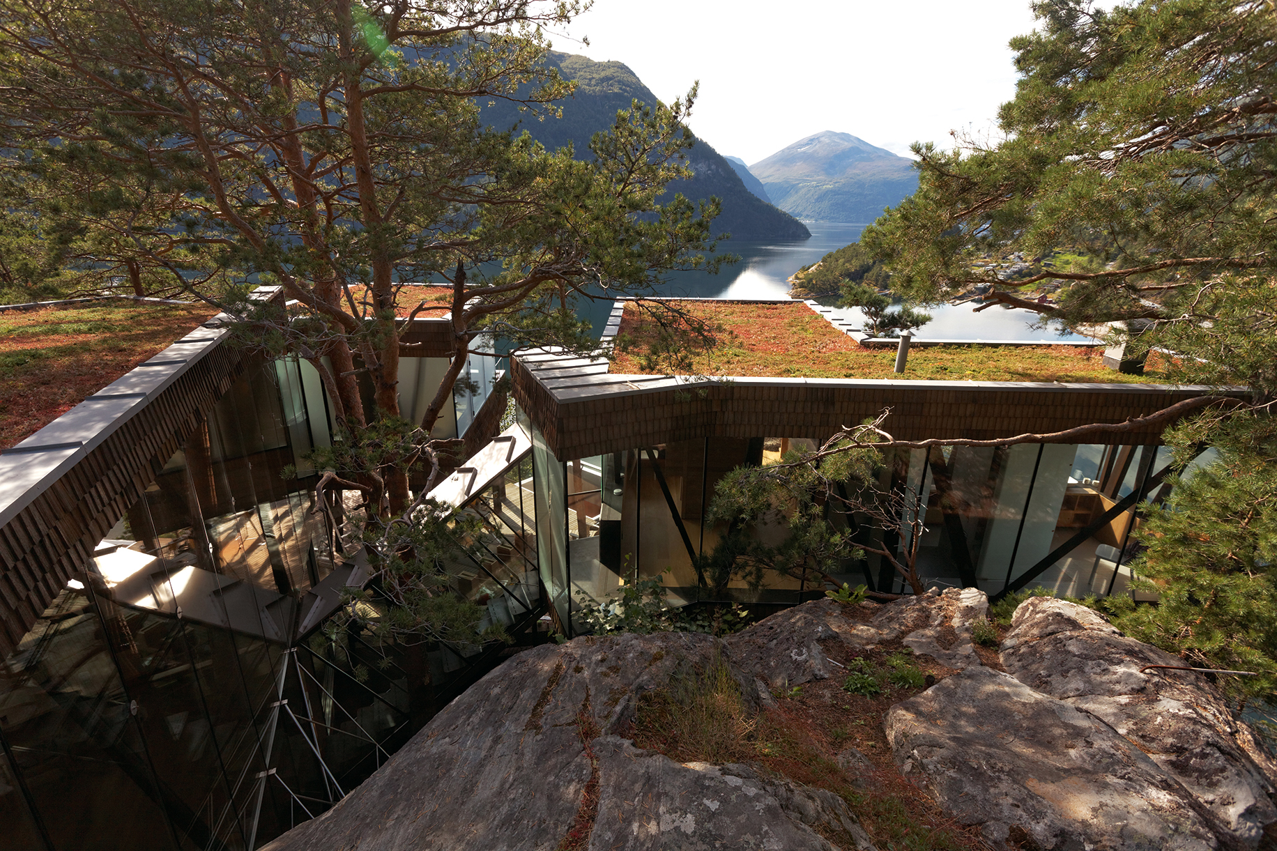 Image result for Summer House Storfjord Western Norway 2013