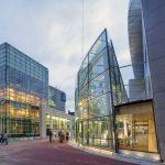 Van Gogh Museum.Het gebouw