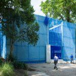Architectuurbiënnale Venetië Dutch pavilion BLUE