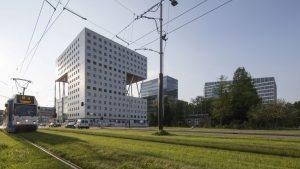 O 2 Gebouw - VU - onderzoeks- en onderwijsgebouw, Vrije Universiteit