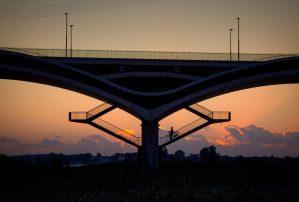 De Oversteek of Stadsbrug in Nijmegen, Ney Poulissen Architects & Engineers