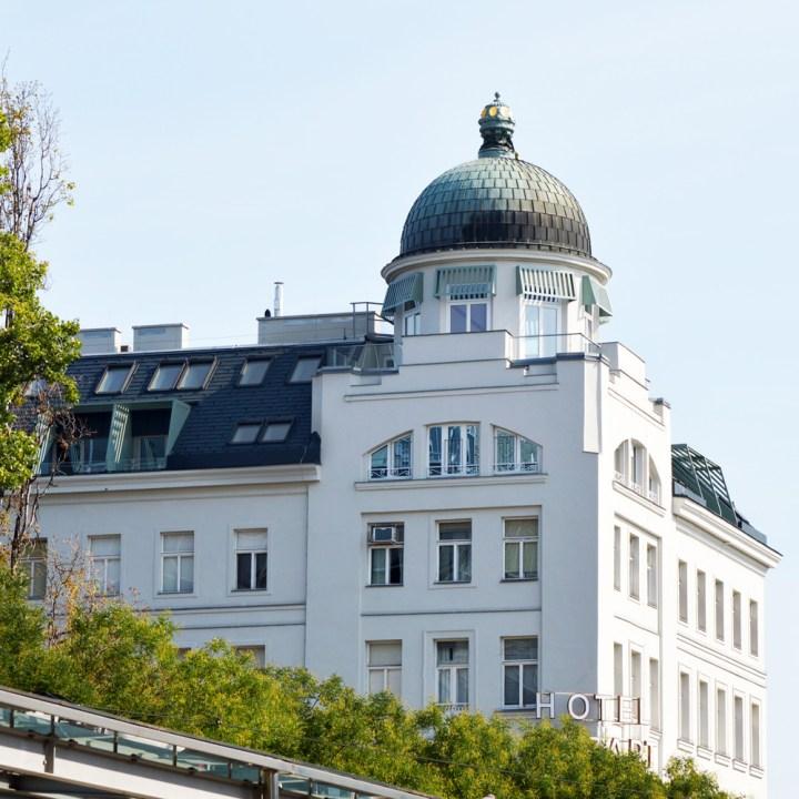 Dachgeschoß Julius-Tandler-Platz - Turm