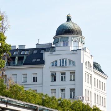 Dachgeschoss Julius-Tandler-Platz - Turm