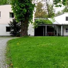 Jugendgästehaus Hütteldorf - Garten