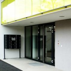 Wohnhausanlage Tulln - Bauteil 1 Eingang