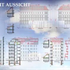 Architekt Gutmann - Dachgeschosse Mariahilferstraße
