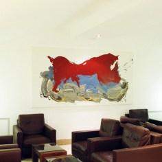 Architekt Daniel Gutmann - Hotel Rathauspark Wien - Lobby
