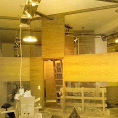 Shared Offices, Schikanedergasse, Wien - Kunstfragmente - Im Bau