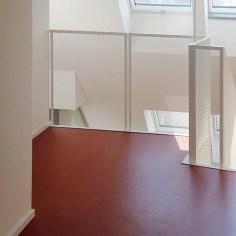 Dachgeschoss Julius-Tandler-Platz - Wohnung Rot Durchblick