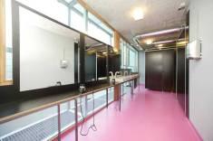 Architekt Daniel Gutmann - Cube Hotels - Nassraum