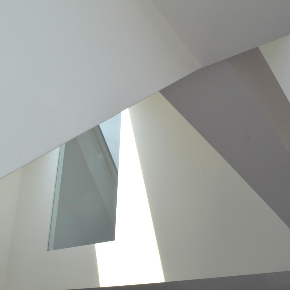 Dachgeschoss Julius-Tandler-Platz - Formen
