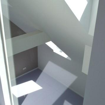 Dachgeschoss Julius-Tandler-Platz - Wohnung Lila Durchblick