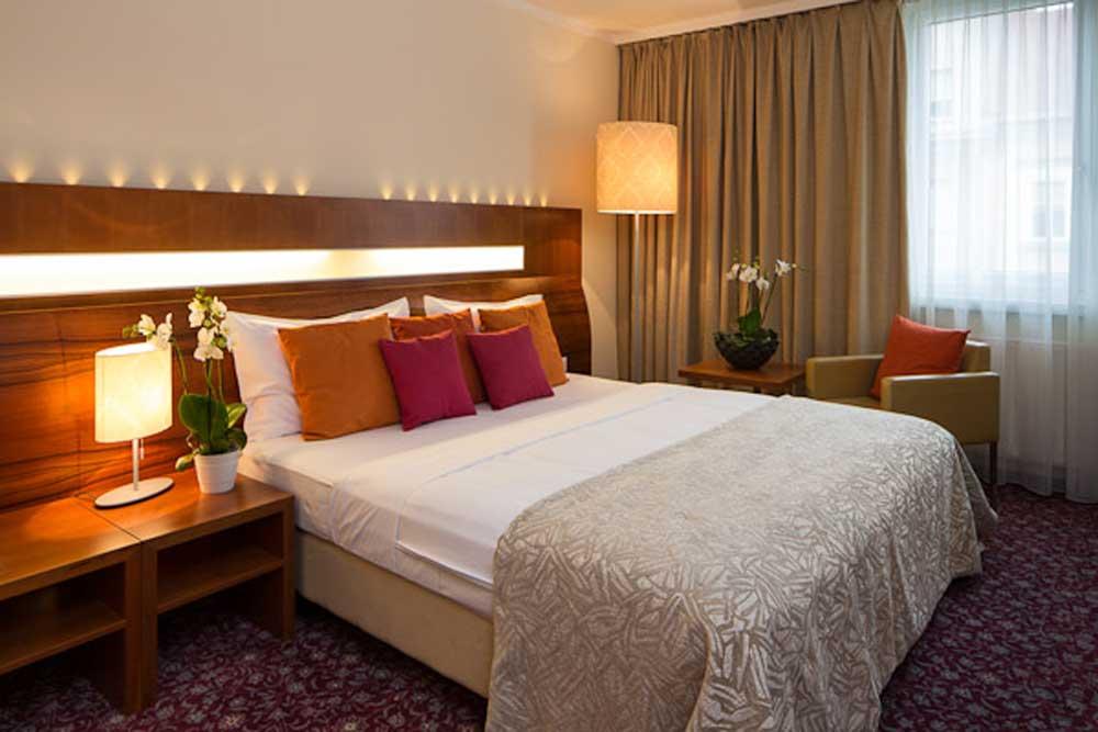 Hotel Europa Graz - Zimmer