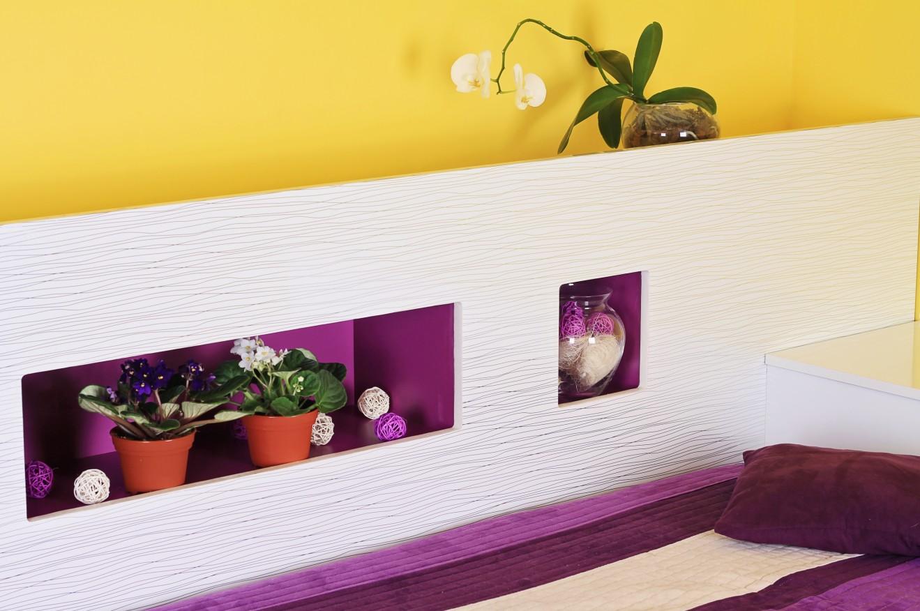 Tapeten Amp Mehr 12 Ideen Zur Wandgestaltung Im Schlafzimmer